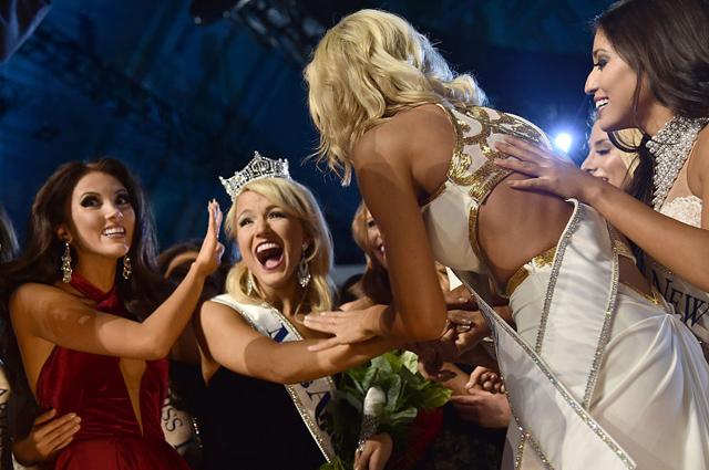 ВСША объявлена победительница конкурса красоты «Мисс Америка-2017»