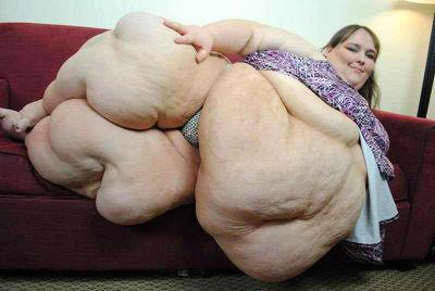 Секс с самой толстой на свете