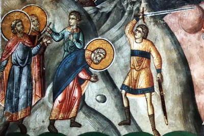 Какой сегодня праздник 23.12.2018: церковный праздник День Мины отмечается 23 декабря в России