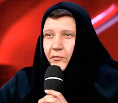 Ушедшая вмонастырь эстрадная певица раскрыла тайну Пугачевой