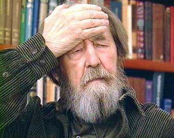 Россия прощается с Александром Солженицыным