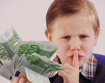 фото дети и деньги правила безопасности