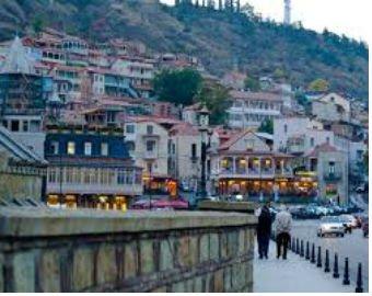 грузия тбилиси знакомство со страной