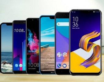 Особенности выбора смартфонов