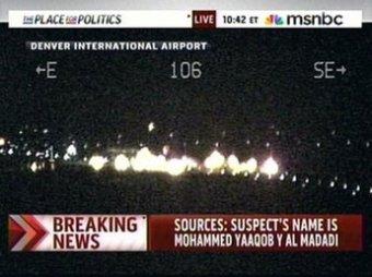 Из-за ботинка дипломата по тревоге подняли в воздух 2 истребителя