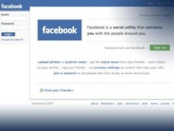 Русский хакер украл 1,5 млн паролей Facebook