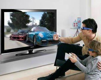 В России начали выпускать 3D-телевизоры