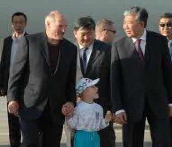 Лукашенко готов принять Бакиева