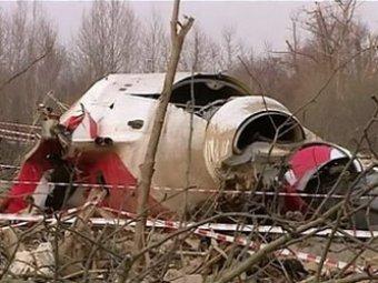 Реконструирована катастрофа самолета президента Польши