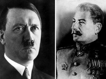 Сталин дважды отказался от планов убить Гитлера