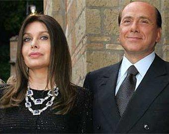 Берлускони развелся с женой, обязавшись платить ей по 3,6 млн евро в год