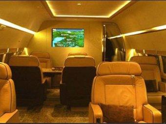 Составлен рейтинг самолетов олигархов