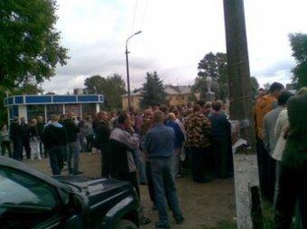 Массовая межнациональная драка в Калязине: много раненых
