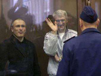 Прокуратура просит смягчить приговор Ходорковскому