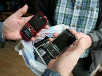 Краденые телефоны будут отключать