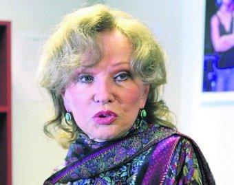 Людмила Гурченко на всю страну заявила о любви к молодому любовнику