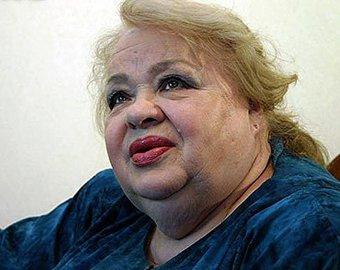 Наталья Крачковская снова попала в больницу
