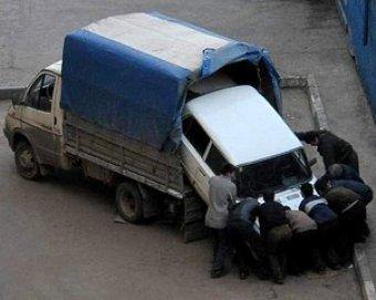 Составлен ТОП-10 самых угоняемых машин в Москве в 2010 году