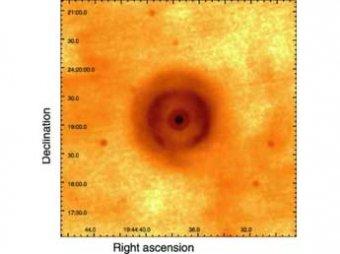 Российские астрономы нашли галактическую редкость