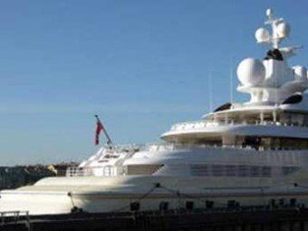 СМИ: Россия приобрела яхту для Медведева за 30 млн. евро