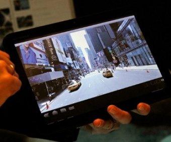 Motorola представила конкурента iPad