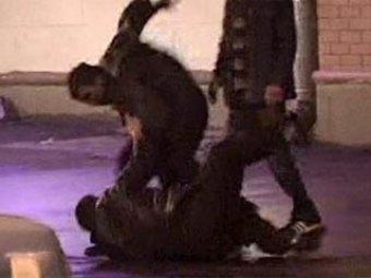 Пьер Нарцисс жестоко избил посетителя бара в Москве