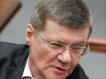 В результате скандала вокруг Мособлпрокуратуры может страдать Юрий Чайка