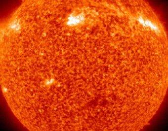 Человечество впервые в истории увидело Солнце целиком