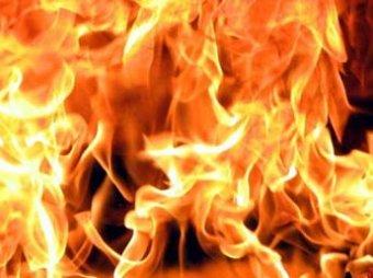 В Волгограде сгорело здание суда, приставов и прокуратуры