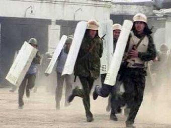Тюремные бунты и акции протеста будут подавлять микроволновыми лучами