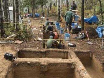 На Аляске обнаружены самые древние останки человека