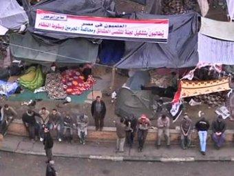 Египет: кризис преодолен, но манифестанты не расходятся