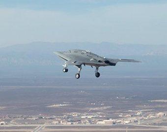 В США начались испытания робота-бомбардировщика, способного воевать без помощи людей