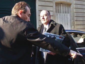Во Франции начался суд над бывшим президентом страны Жаком Шираком