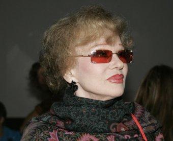 В Москве скончалась народная артистка СССР Людмила Гурченко
