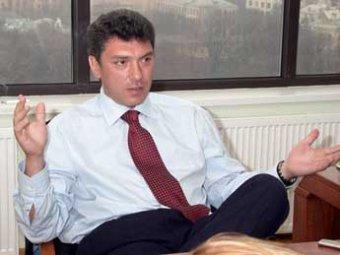Немцов пошел по стопам Навального и раскрыл тайну о «распилах» в блоге