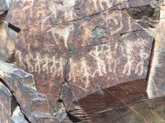 В грузинской пещере обнаружили доисторических «пляшущих человечков»