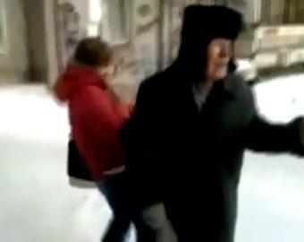 Уральские школьницы разместили в интернете ролик с издевательствами над ветераном