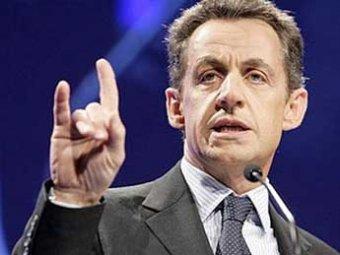 Николя Саркози могут привлечь к суду за бомбардировки Ливии