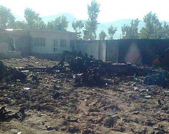 В сети появилось первое видео с места убийства Усамы бен Ладена