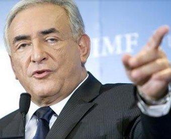 Главу МВФ обвинили в попытке изнасилования