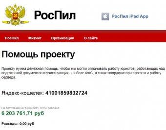 """Личные данные блоггеров, перечислявших деньги """"РосПилу"""" Навального, попали к """"Нашим""""?"""