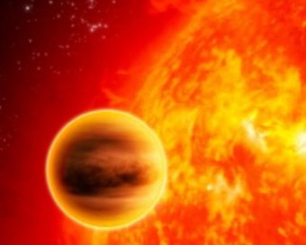 Астроном заснял, как от Солнца оторвался шар размером с Землю