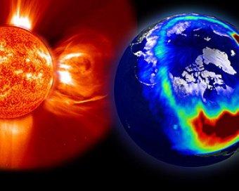 Сильнейшая за последнее столетие солнечная буря грозит миру грандиозным блэкаутом