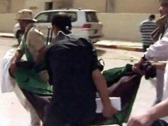 Авиация НАТО пыталась убить Каддафи в день его рождения: более 30 человек погибли