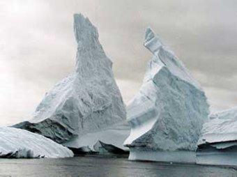Ученые: ледники Антарктиды стали таять в полтора раза быстрее