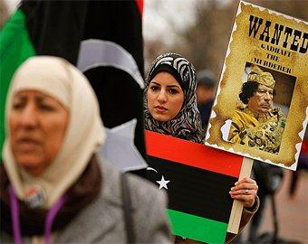 Каддафи приказал своей армии насиловать женщин повстанцев