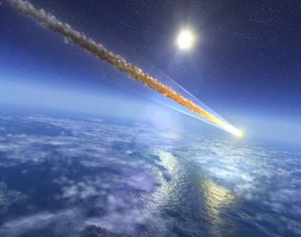 Британские ученые вычислили, какие страны опустошит падение астероида
