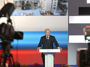 Путин рассказал, что будет делать после выборов-2012