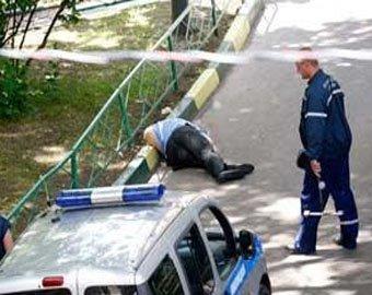 Камеры наблюдения засняли как убийцы Буданова поджигали машину